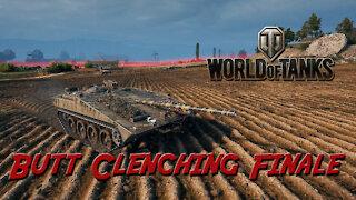 World of Tanks: STRV S1 - Butt Clenching Finale