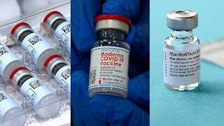 Eligible People Still Struggling To Get COVID-19 Vaccine