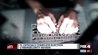Florida officials complete election cyber security review