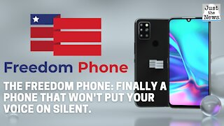 Freedom Phone: 'Uncensorable' device that protects user's privacy, political voice from Big Tech
