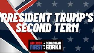 President Trump's second term. Mark Meadows with Sebastian Gorka on AMERICA First
