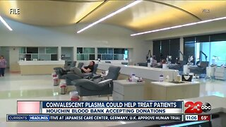 Convalescent plasma could help treat COVID patients, donations wanted