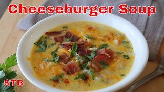 Cheeseburger Soup Recipe - Ultimate Comfort Food!
