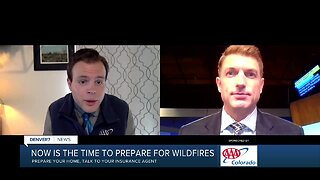 AAA Insurance - Wildfires