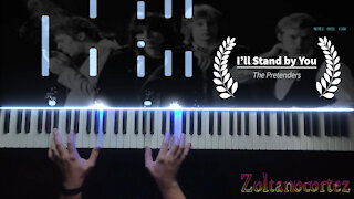 I'll Stand by You - The Pretenders (piano cover)
