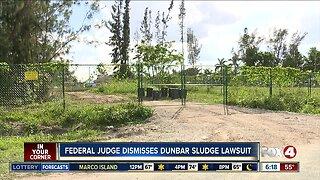 Federal judge dismisses Dunbar sludge lawsuit
