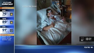 Pasco County middle school teacher recovering after testing positive for COVID-19