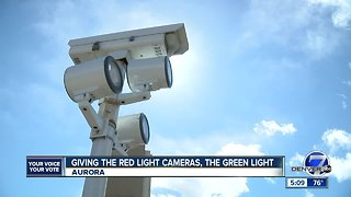Giving the red light cameras the green light