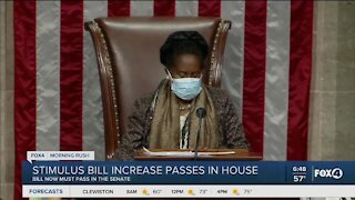 Stimulus increase passes in house