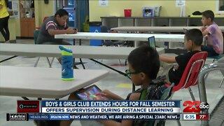 Boys & Girls Club Distance Learning Program