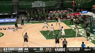 Bucks bounce back to defeat Nets 104-89 and force Game 7