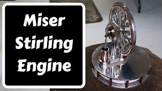 Miser Stirling Engine