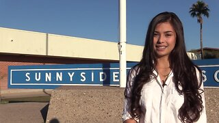 Sunnyside HS students take a look at news literacy