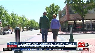 New businesses moving into the Downtown Tehachapi