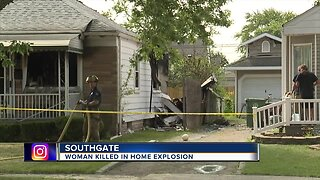 59-year-old woman dies in Southgate house explosion
