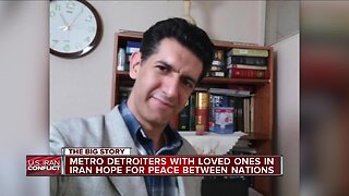 Metro Detroiters with loved ones in Iran hope for peace between nations