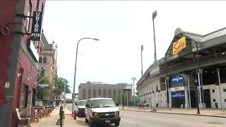 Summer of no fans at baseball games hurts local businesses