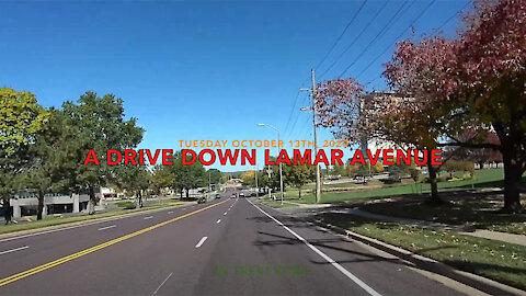 A Drive Down Lamar Avenue