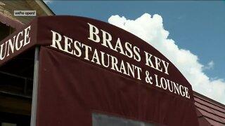 We're Open: Brass Key