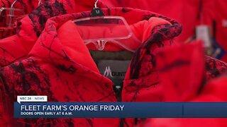 Hunters ready for Orange Friday
