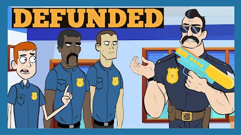 """Defunded Police Are Given New Police Equipment - BETTER COPS #2 """"Defunded"""""""