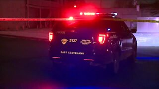 Woman dies, child injured in East Cleveland shooting