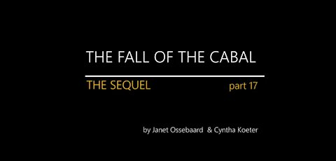 Fall of the Cabal Sequel Part 17 of 1 - 17
