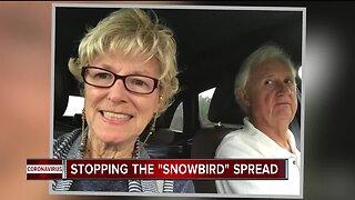 Metro Detroiter returns from Florida trip amid coronavirus concerns