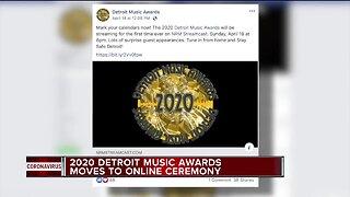 2020 Detroit Music Awards