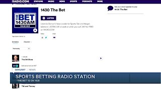Sports betting hits $1B in Colorado, new radio station launches