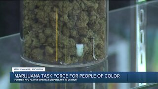 State announces marijuana task force for people of color