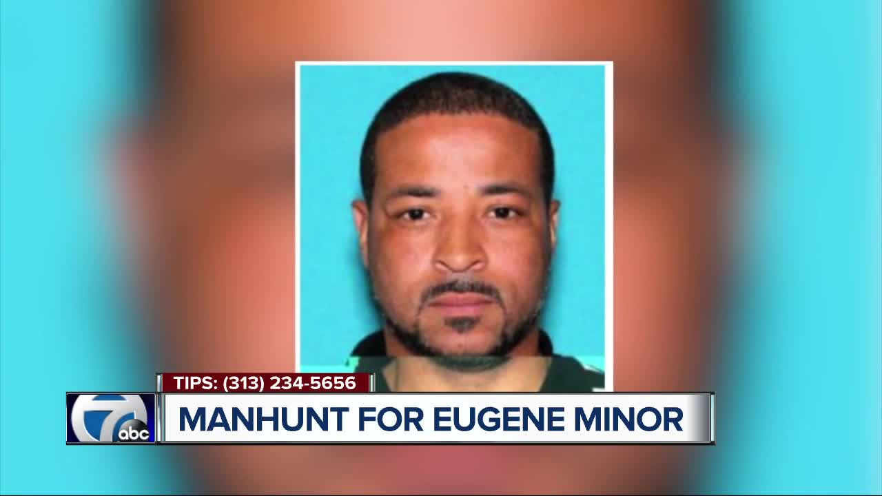 Detroit's Most Wanted: Eugene Minor