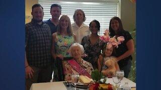 Palm Beach Gardens celebrates her 107th birthday