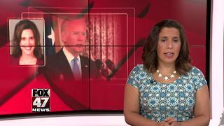 Former Vice President Biden endorses Whitmer for governor