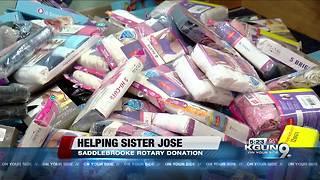 Sister Jose Women's Center receives large donation