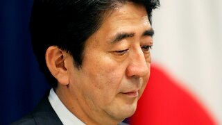 Japanese Prime Minister Extends State Of Emergency