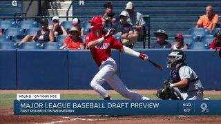 Major League Baseball draft local preview