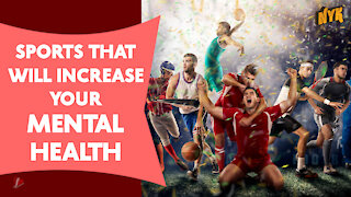 Top 4 Sports That Will Boost Your Mental Health *