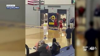Tonganoxie turnover creates movie moment for JV player