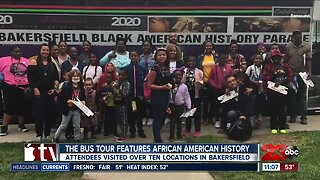 Historic Bus tour features African American history in Bakersfield