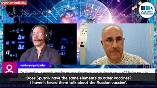 On the results of the analysis of Sputnik and Sinovac 'vaccines'