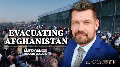 Michael Brewer: Due to Hasty Withdrawal, People in Afghanistan are 'Kind of on Their Own' | CLIP
