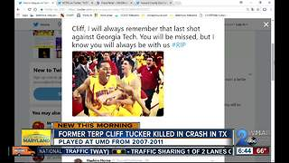 Former Maryland basketball player killed in Texas van accident