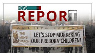 Catholic — News Report — The Men's March