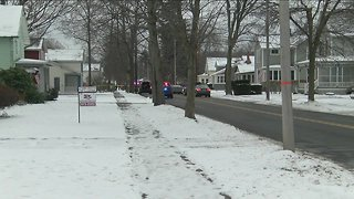 Suspect killed in officer-involved shooting in Fredonia