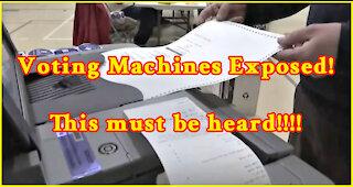 Voting Machines Exposed! Jovan Pulitzer