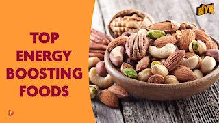 Top Energy Boosting Foods