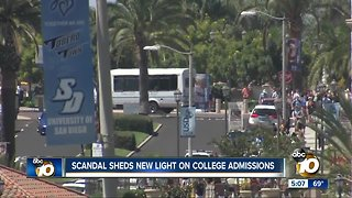 Scandal sheds new light on college admissions