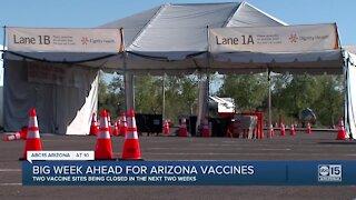 Big week ahead for Arizona COVID-19 vaccines