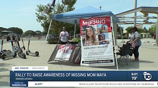 Rally to raise awareness of missing Chula Vista mom Maya Millete